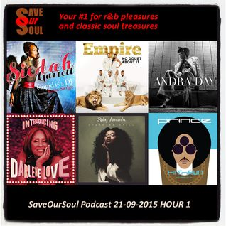 SaveOurSoul Podcast 21-09-2015 HOUR 1