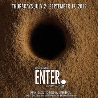 Richie Hawtin - Live @ ENTER.Sake Week 6, Space (Ibiza) - 06.08.2015
