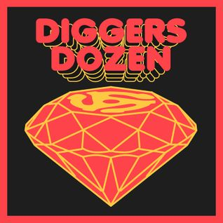 Tommy Koi - Diggers Dozen Live Sessions (October 2013 London)
