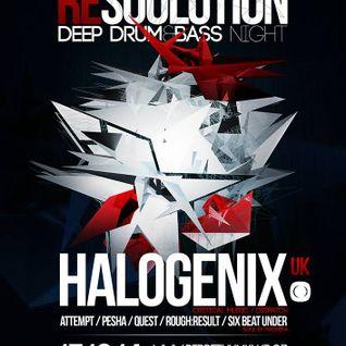 Soul Ex Machina Podcast Vol 1: Resoulution w/ Halogenix Edition