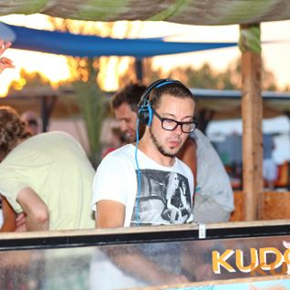Jose Maria Ramon @ Kudos Beach Hora 3 - Mamaia - Agosto 12