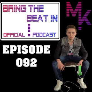 BR!NG THE BEAT !N Official Podcast [Episode 092]