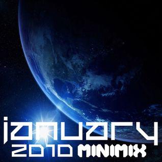 DJ Steampunk - January 2010 MiniMix