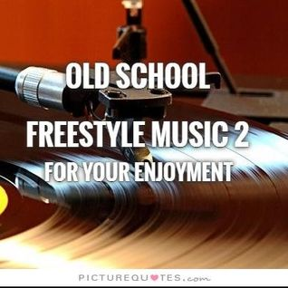 Old School Freestyle Music 2 - DJ Carlos C4 Ramos