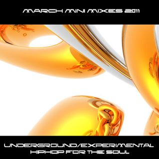March 2011 mini mix part 1 by Tek Nalo G