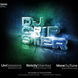 Dj Cripster - uNi SeSsIoNz Volume 23 (Bassline Mix) - 2011 - Vocal Bassline Edition (100% MC's)