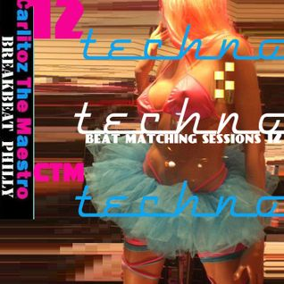 Beat Matching Sessions 12 (dj Carlitoz the Maestro)