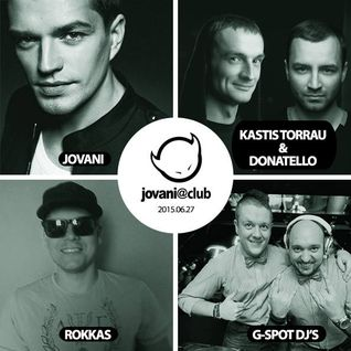 Rokkas - Special mix for Jovani@club (2015.06.27)
