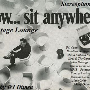 Now Sit Anywhere - Stereophonic Mix (Rare Grooves)