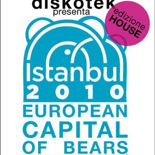 Istanbul 2011 - European Capitals of Bears