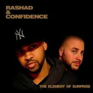 Rashad and Confidence Interview w DISCourse, WRGP Radiate FM May 2012