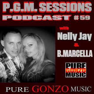 P.G.M. Sessions 059 with Nelly Jay & B.Marcella