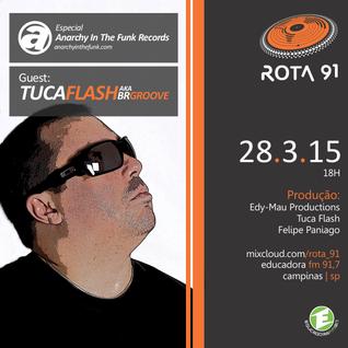 Rota 91 - 28/03/15 - Educadora FM