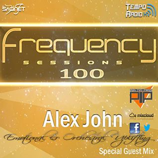 Alex John's GuestMix for Frequency Sessions 100(powered by Phoenix Trance Promotions)
