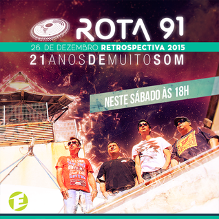 Rota 91 - Retrospectiva 2015