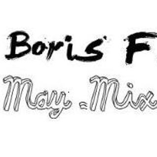 Boris F - May Mix 2013 (Summer Special)