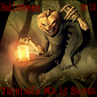 Halloween 2k14 - Turntable Mix by Shioux