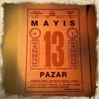 Sarhoş Atlar Zamanı - 13.05.2012 (Fm94.9 - Açık Radyo - İstanbul)