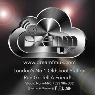 DJ Andy C Feat. MC GQ - Dream FM All Nighter (17th May 1996)