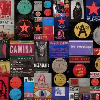 Cuartilla (Megabeat Tribute) @ Selector de Frecuencias (18 Abr 2012)