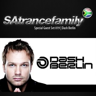SAtrancefamily Special Guest Set - Dash Berlin