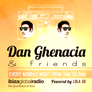 Dan Ghenacia & Friends > Episode 07 bY Franck Roger