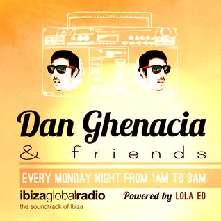 Dan Ghenacia & Friends > Episode 07 bY Franck Roger