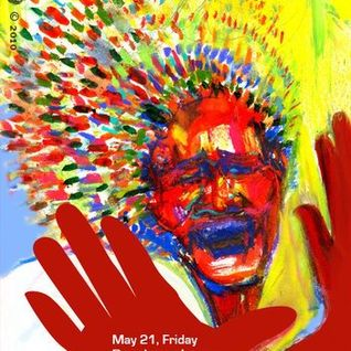 Radio Lydia Live 12/5/12 special guest Meta Dia ( Meta and the Cornerstones )