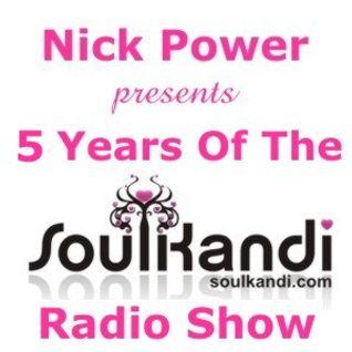 Nick Power - Soul Kandi Radio Show 5th Birthday Funkyness 30th March 2013
