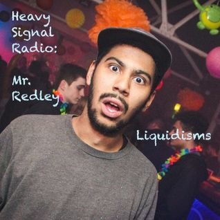 Heavy Signal Radio: Solo Special Part 2 - Mr. Redley Liquid Mix (13.02.2016)
