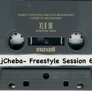 DjCheba - Freestyle Session 6