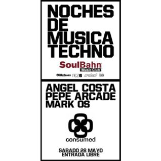 Mark Os - Opening Noches de Música Techno @ SoulBahn - 28/05/2011