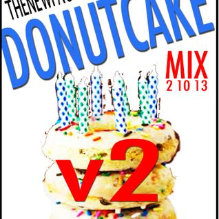 WNBi ARTLABEL RADIO- DONUTCAKE v2 : THE CELEBRATION OF LIFE J DILLA TRIBUTE 2 10 13