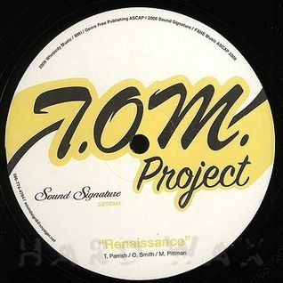 TOM Product - Theo Parrish, Omar S & Marcellus Pittman tribute mix by LDLDN