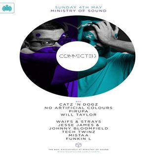 No Artificial Colours - Live At Connected, Ministry Of Sound (London) - 04-05-2014