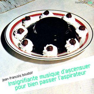 Jean-Francois Boudoir - Insignifiante Musique d'Ascenseur Pour Bien Passe l'Aspirateur