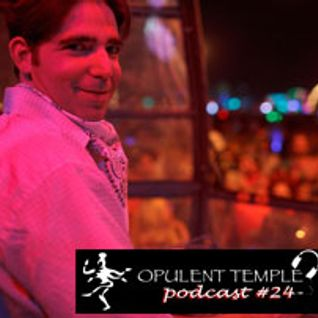 Opulent Temple Podcast #24 - Atum live Thursday Night at Burning Man 2009