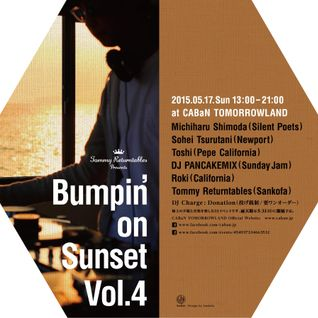 Bumpin' on Sunset 2015 DJ ROKI