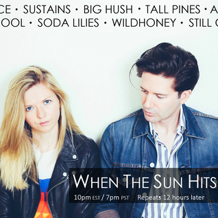 When The Sun Hits #43 on DKFM