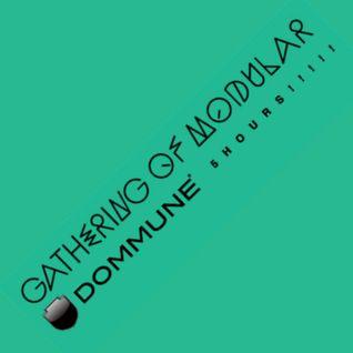 Hataken - Live at Gathiring of Modular @ Dommune June 9th 2016