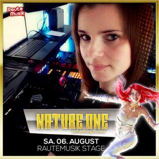 N-Violent - Live @ Nature One 2016 RauteMusik.FM Stage