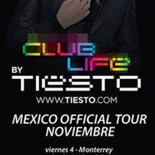 The Best Of Tiesto - Mixed By Alexander Xtz (December 2009)