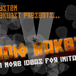 Radio Raketa – Even More Ideas For Imitators #5