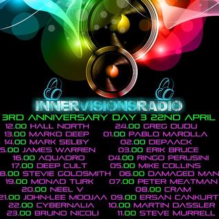 Martin Dassler @ Innervisions Radio 3rd Anniversary (Day 3) (April 2013)