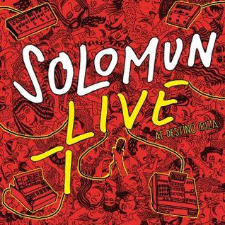 Solomun – Live @ Solomun Plus Live (Destino, Ibiza) – 25-AUG-2016