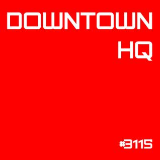 Downtown HQ #3115 (Radio Show with DJ Ramon Baron)