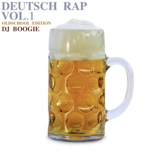 DJ BOOGIE - DEUTSCH RAP VOL.1 OLDSCHOOL EDITION