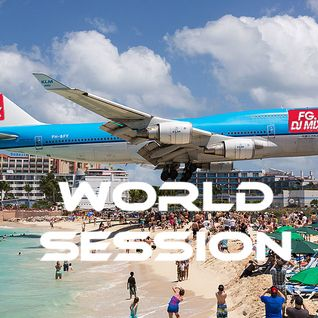 World Session 450 By Sebastien Szade (Radio FG Broadcast)