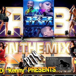 DJ KENNY - 2016 R&B FLAVA PT 14