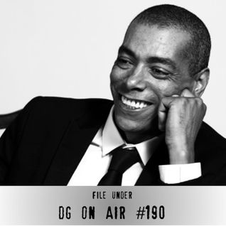 Different Grooves On Air #190 - Dave Angel